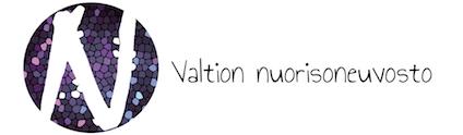 Valtion nuorisoneuvosto -logo